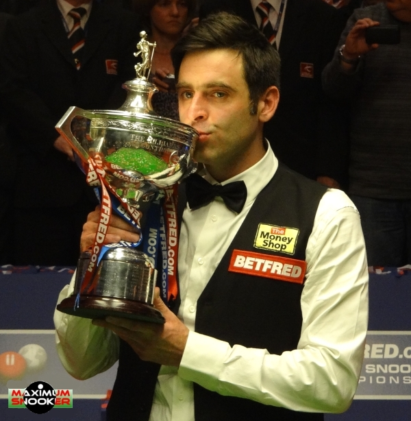 "Three Changes to make the Crucible less ""boring"" after O'Sullivan slam"