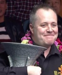 Historic Higgins Claims 28th Ranking Title In Daqing