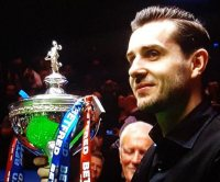 Jester's Joy! - Mark Selby wins third World Snooker Championship