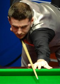 Selby Targets Riga Silverware