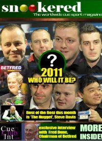 Snookered Cue Sports Magazine