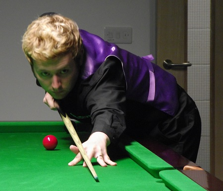 Ben Woollaston PTC2 2011 Snooker