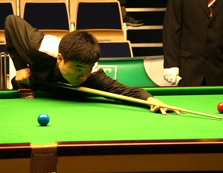 The Race To The UK Snooker Championship 2018