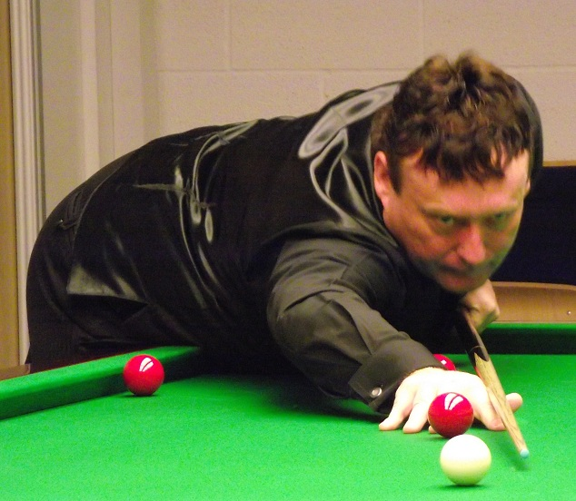 Jimmy White PTC2 2011 Snooker