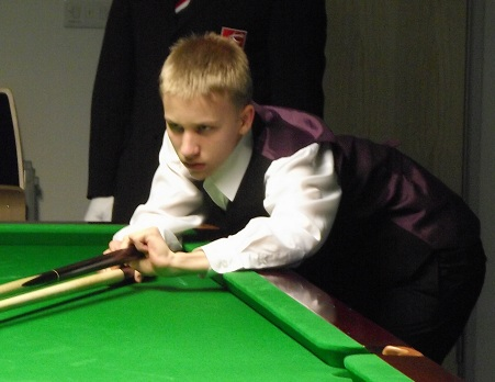 Kacper Filipiak PTC2 2011 Snooker