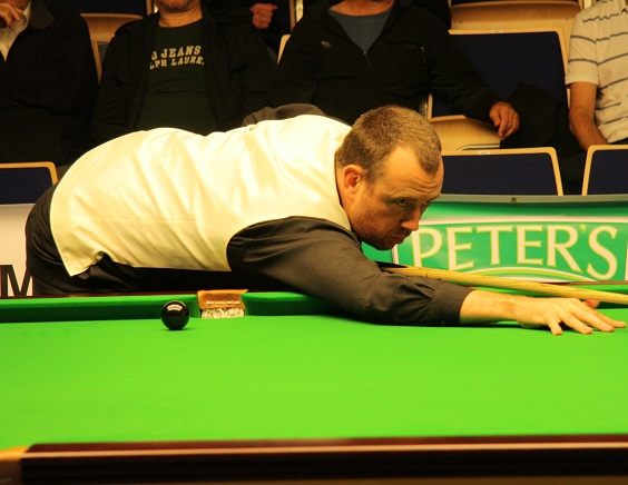 Mark Williams PTC2 2011 Snooker