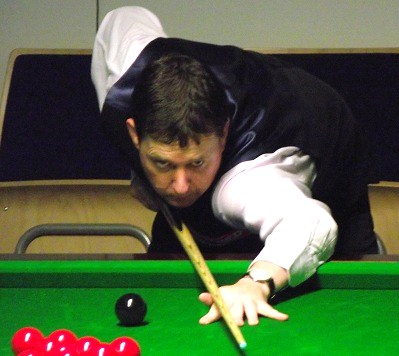 Mike Dunn PTC2 2011 Snooker