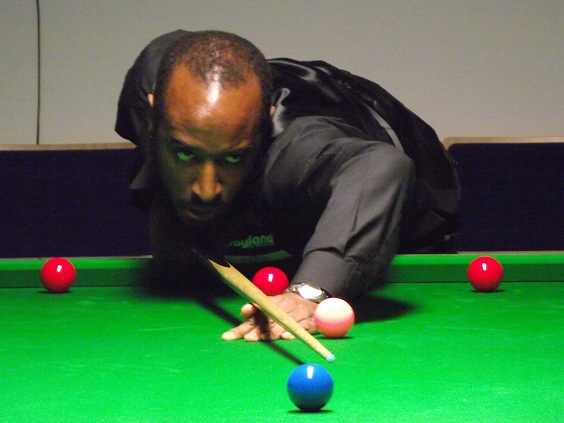Rory McLeod PTC2 2011 Snooker