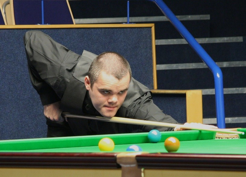 Scott Mackenzie PTC2 2011 Snooker