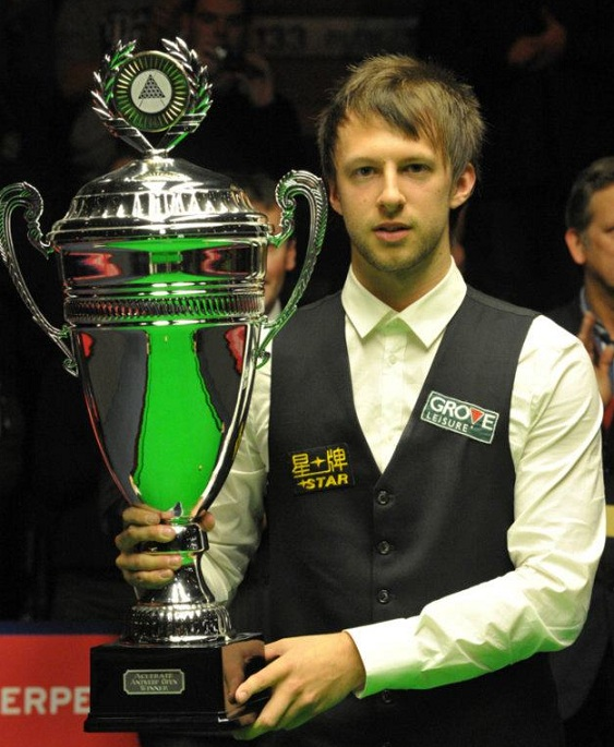 Judd Trump PTC9 Snooker Champion 2011