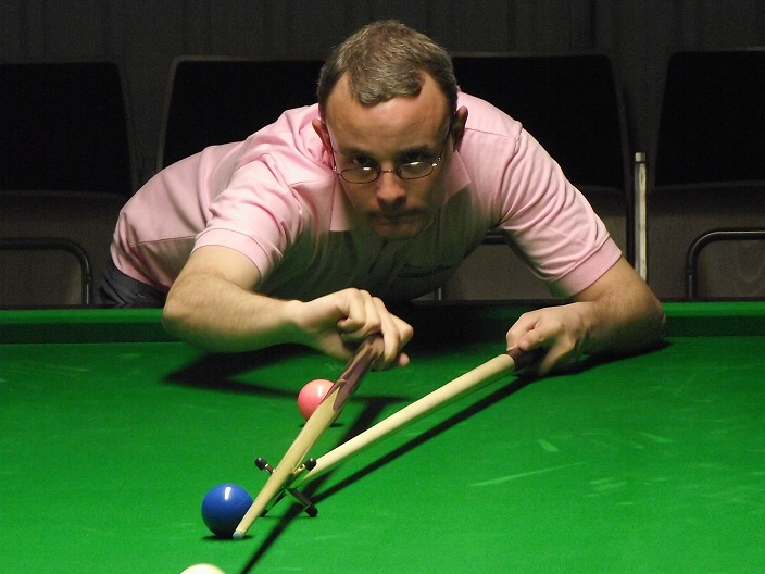 Martin Gould Pink Ribbon 2011 Snooker