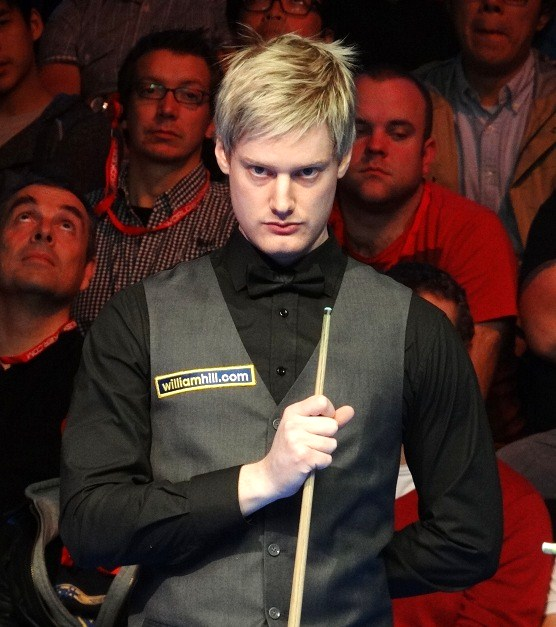 Neil Robertson Snooker UK 2011
