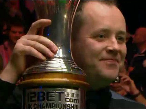 Snooker UK Championship 2011 - Draw & Results