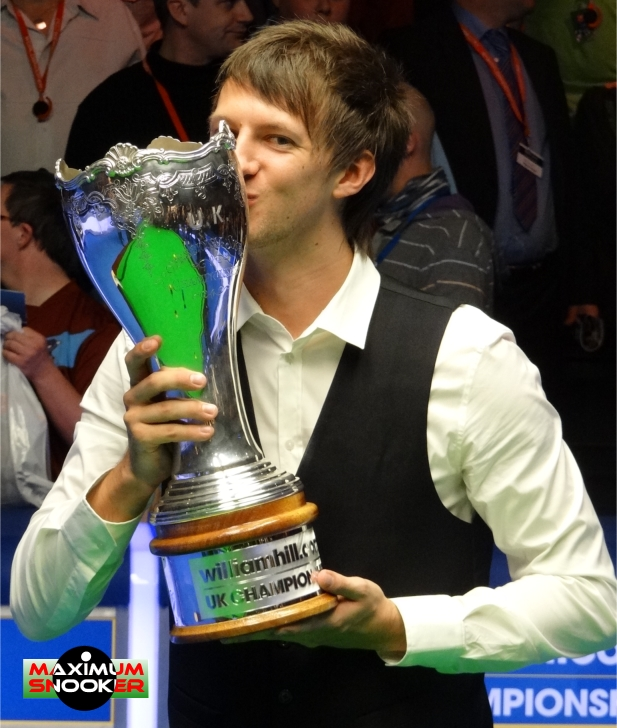 Judd Trump Snooker UK Champion 2011