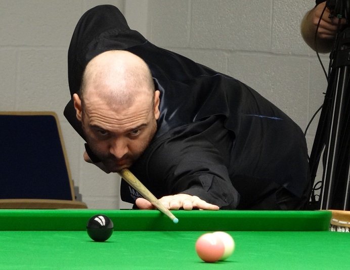 Jamie Burnett Snooker UK Champion Qualifiers 2011