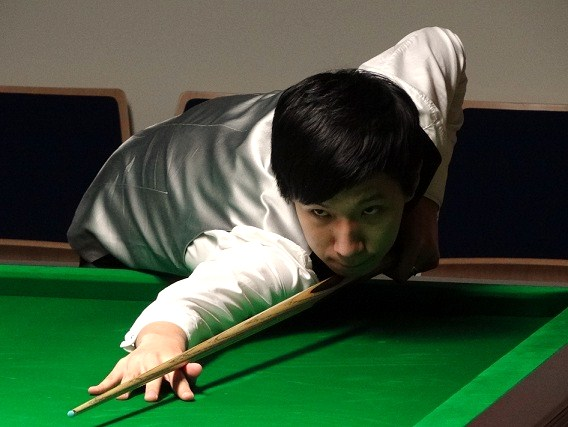 Li Yan Snooker UK Championship Qualifiers 2011