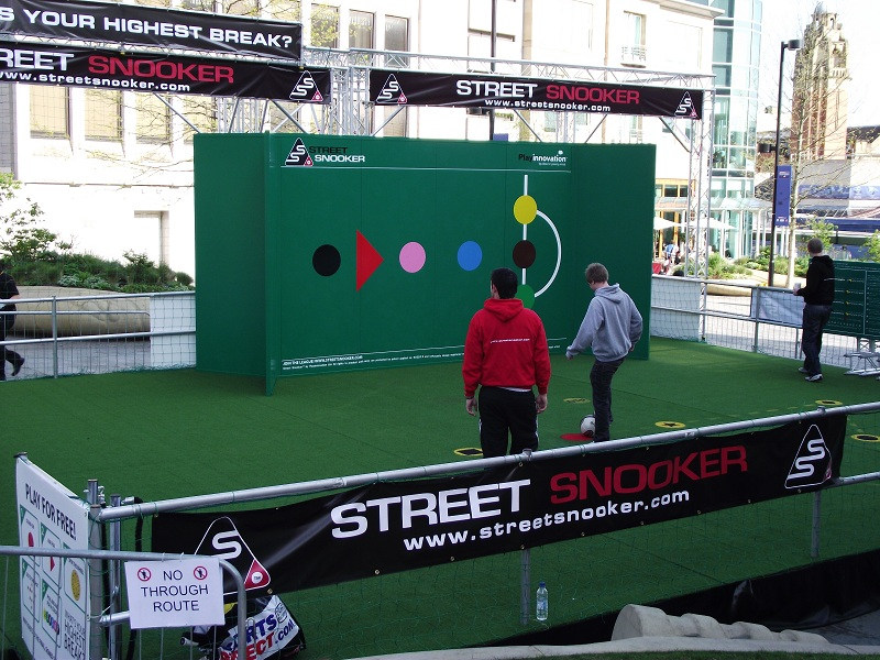 Crucible Street Snooker