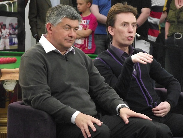 John Parrott & Ken Doherty World Snooker Championship 2011