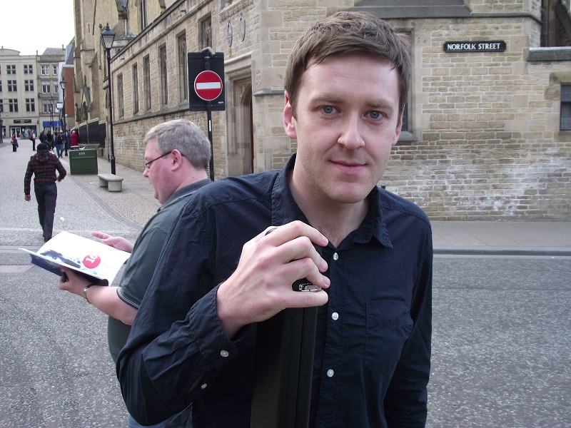 Ricky Walden World Snooker Championship 2011
