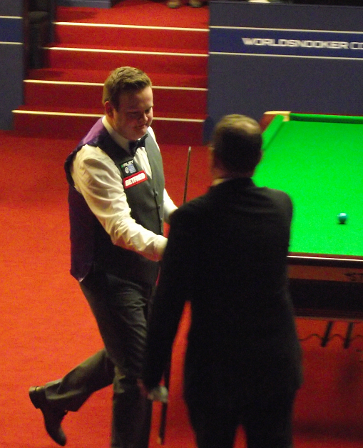 Shaun Murphy World Championship Snooker 2011