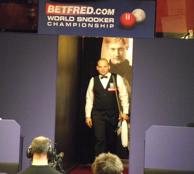 Stuart Bingham World Snooker Championship 2011