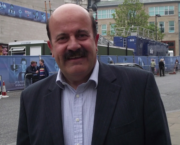 Willie Thorne World Snooker Championship 2011