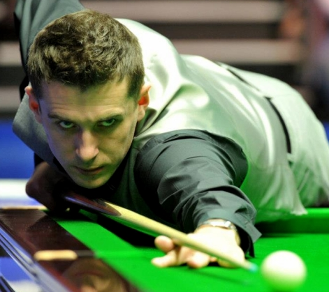 Mark Selby Snooker UK Championship 2012