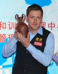 Wuxi Classic 2012 - Ricky Walden Captures Second Ranking Title