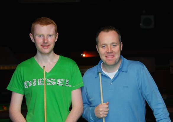 Anthony McGill John Higgins Snooker