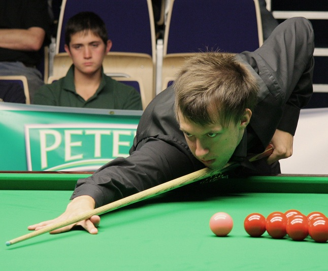 Judd Trump PTC2 Snooker 2011