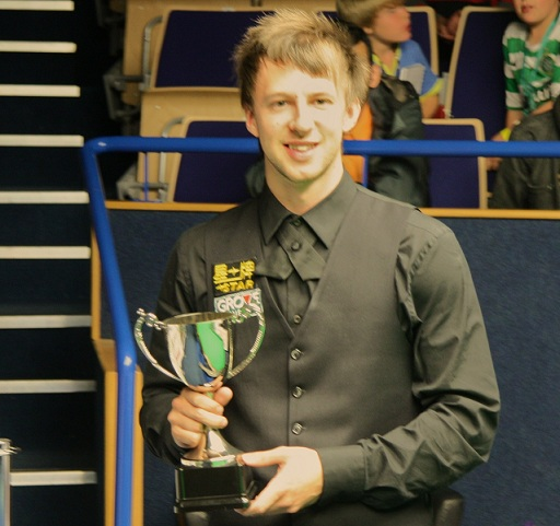 Judd Trump PTC2 Snooker Champion 2011
