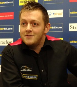 Mark Allen Snooker UK Championship 2011