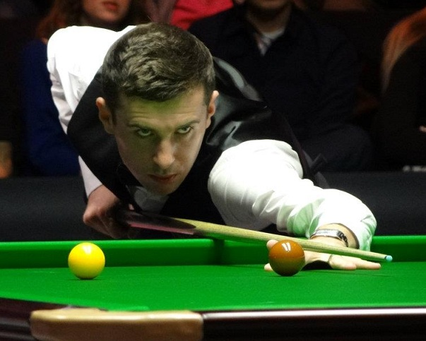 Mark Selby Snooker Masters 2012