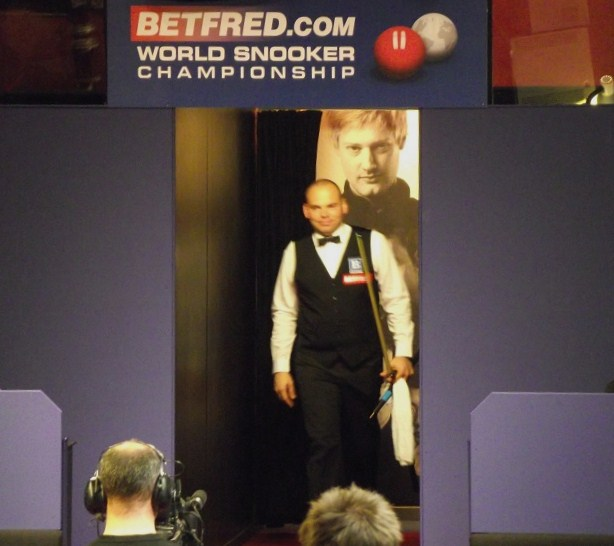 Stuart Bingham World Championship Snooker 2011